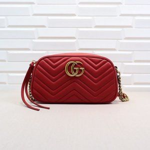 NWT Gucci Marmont Matelasse shoulder bags  janijah